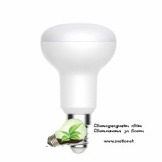 LED Крушка TUNGSRAM Рефлекторна R50 6W E14 300° 3000K Топло Бяла