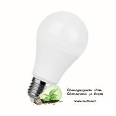 LED Крушка Light A60 9W 220V E27 NW 4000K Неутрално Бяла