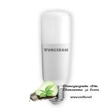 LED Крушка TUNGSRAM Bright Stik 12W E27 160° 6500K Студено Бяла