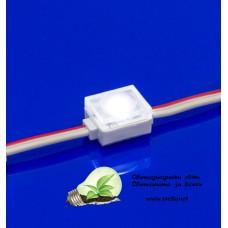 G.O.Q. 1 LED White Shallow – бeли LED модули с матирани лещи