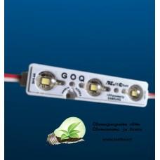 G.O.Q. 3 LED 2835 White – бели LED модули