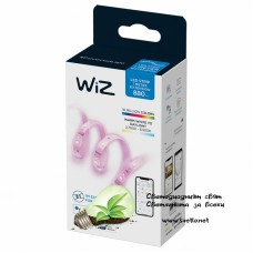 WIZ Wi-Fi LED лента 11W 880lm 12V 1м 2700K-6500K+RGB 15000h