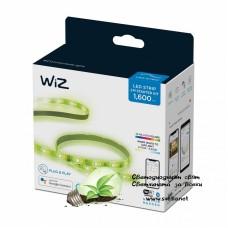WIZ Wi-Fi Комплект LED лента + адаптер 20W 1600lm 12V 2м 2700K-6500K+RGB 15000h