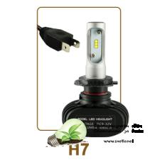LED Крушки H7 9V-32V +200% Светлина