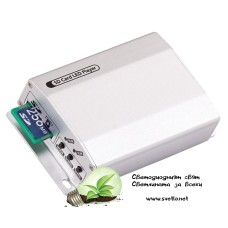 Контролер за Дигитални LED Модули и Ленти, SD-карта, 1 порт