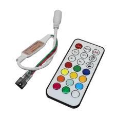 Контролер Pixel LED WS2812B / WS2811 RGB RF 21 бутони