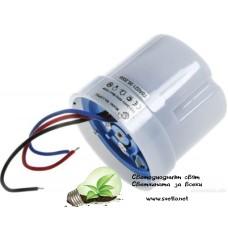 Фотоелектрически Ключ за Осветление, 220V AC, 25A