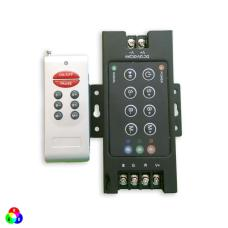 LED Контролер за RGB Лента RF Дистанционно Управление 8 Бутона до 360W