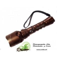 LED Фенер CREE Q5 H-9608