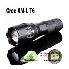 LED Фенер CREE XM-L T6