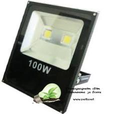 LED Прожектор 100W ЧЕРЕН