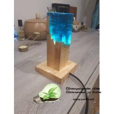 Ръчно Изработена Нежна LED Лампа