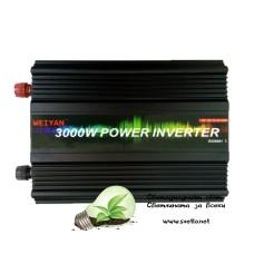 Инвертор 3000W 12V-вход 220/240V-изход