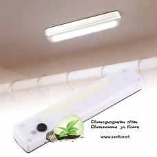 LED Лампа 19cm 3W 180LM 6400K