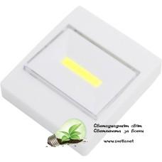 LED Панел тип Ключ 3W