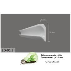 Декоративен Профил LD-01.2 2m