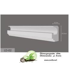 Декоративен Профил LD-02 2m