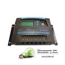Контролер за Соларни Панели 30А USB