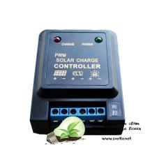 Контролер-регулатор за соларни панели PWM 3А 6V