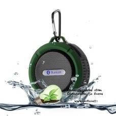 Безжична Bluetooth Водоустойчива Тонколона BTS-C6