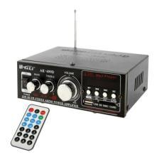 Аудио Усилвател АK-669D с FM Тунер