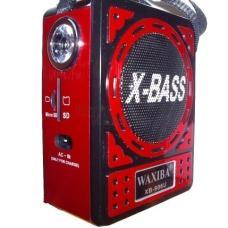 Музикална МР3/Радио система WAXIBA X-BASS