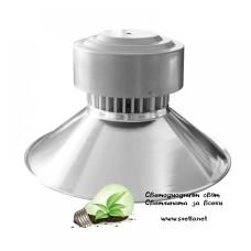 LED камбана 60W 6500K ф160 драйвър MEAN WELL