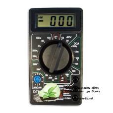 Мултицет DT838 с Измерване на Температура