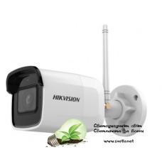 Безжична корпусна IP камера DS-2CD2041G1-IDW1 Hikvision