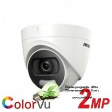 TURBO HD-TVI Камера DS-2CE72DFT-F Hikvision