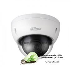 Вандалоустойчива куполна IP камера HDBW1230EP-S-0280B Dahua