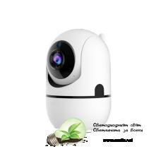 Безжична WiFi Управляема IP Камера P-302R